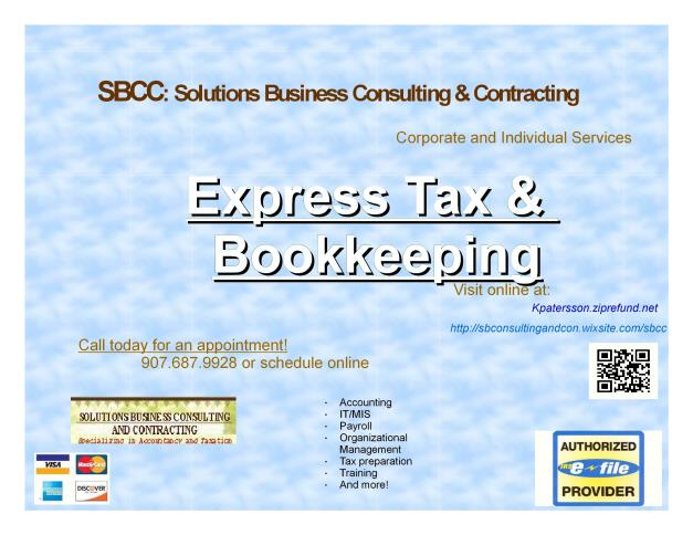 SBCC (Solutions Business Consulting & Contracting)