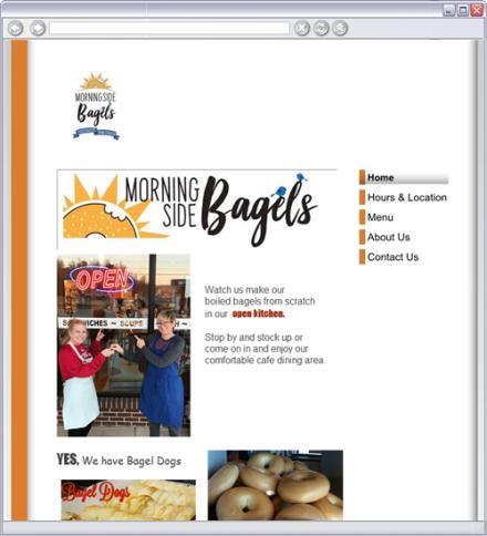 MorningSide Bagels