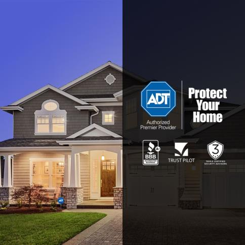 Protect Your Home - ADT Authorized Dealer