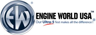Japanese Engines Sales - Engine World Inc