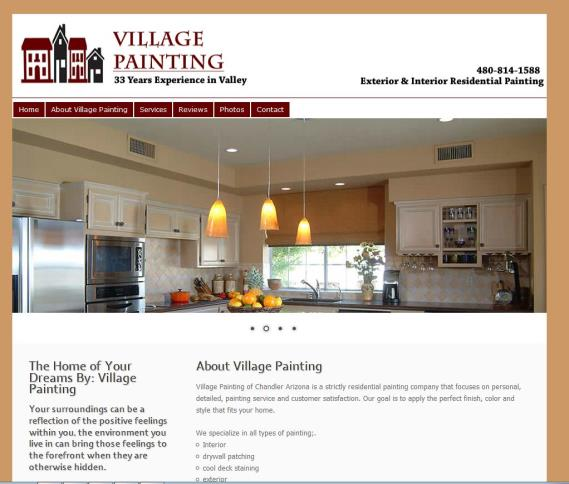 Village Painting & Decorating