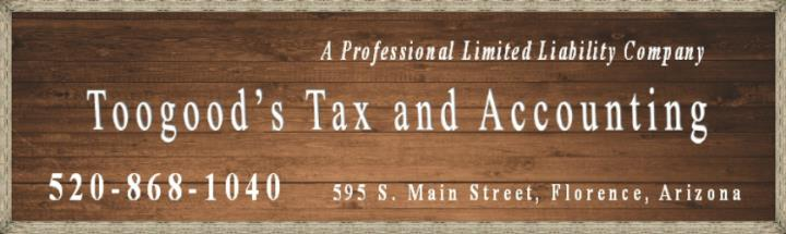 Toogood's Tax and Accounting, PLLC