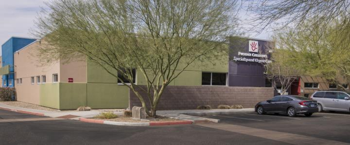 Phoenix Children's Specialty and Urgent Care - East Valley Center