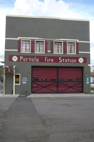 Portola Fire Department