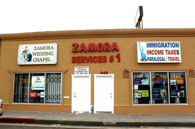 Zamora Services #1 Taxes & Immigration