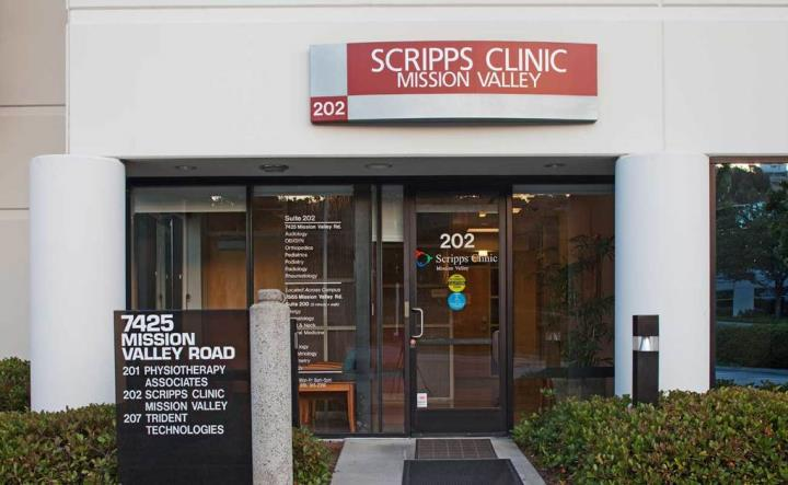 Scripps Clinic Mission Valley