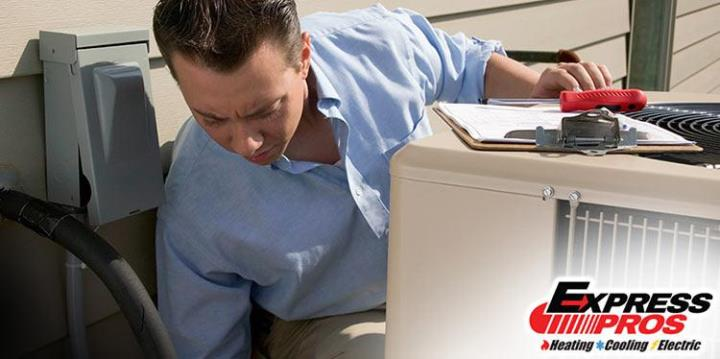 Express Pros Of Denver - Heating, Cooling & Electrical
