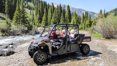 RIDE-N ADVENTURES LLC OURAY CO