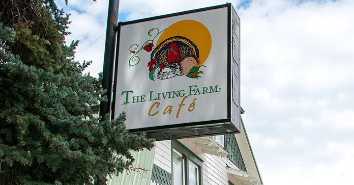The Living Farm Cafe and Inn