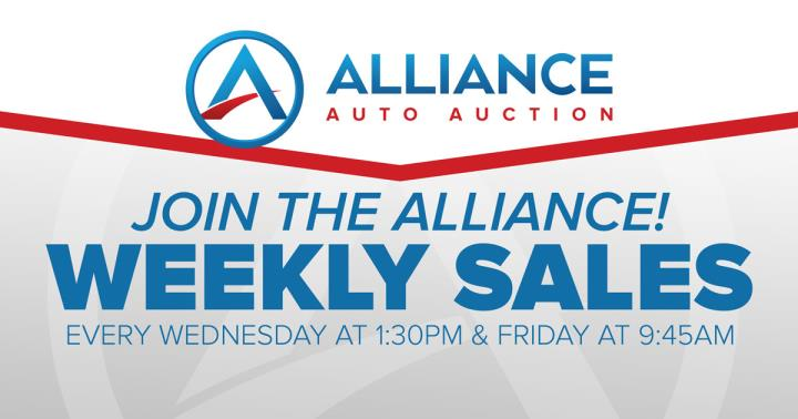 Alliance Auto Auction