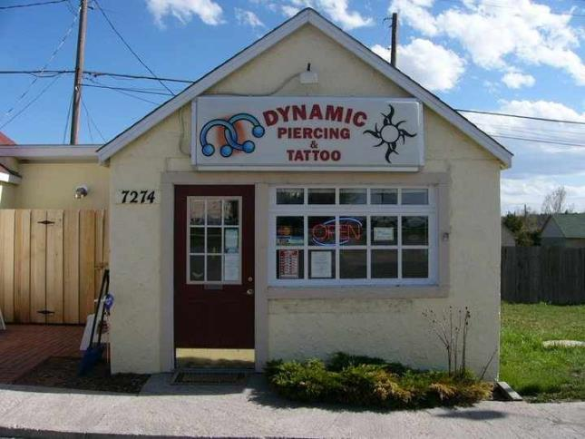 Dynamic Piercing & Tattoo