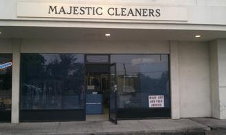 Majestic Cleaners