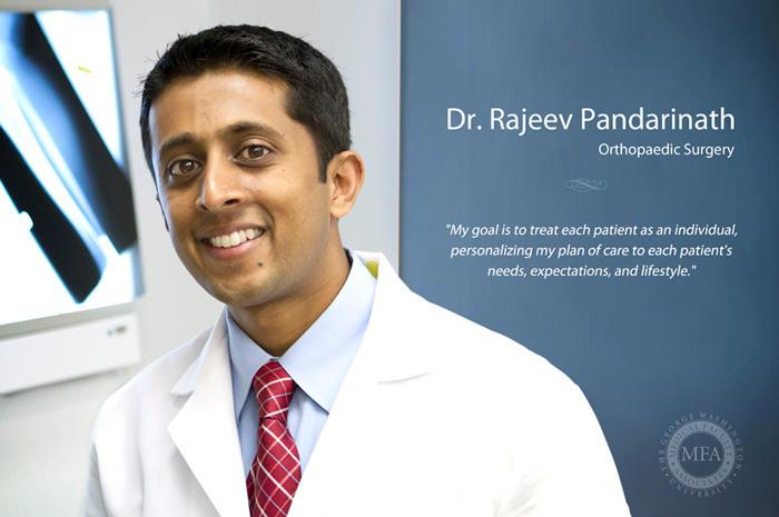 Washington DC Orthopedic Surgery and Sports Medicine | Rajeev Pandarinath, MD