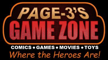 Page-3's Game Zone