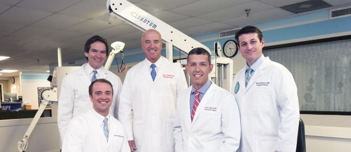Orthopedic Center For Sports: Espinoza Luis MD