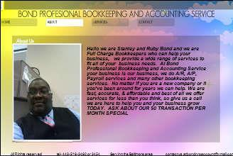 Bond Professional Bookkeeping and Accounting Service