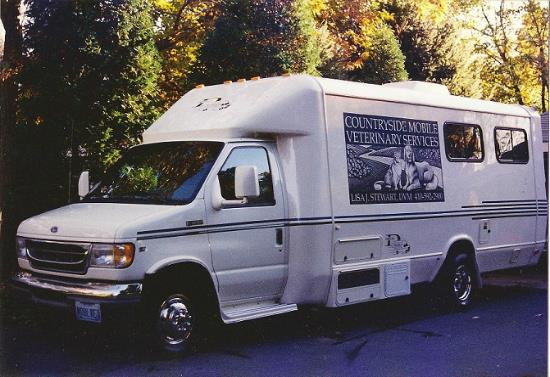 Countryside Mobile Veterinary Services