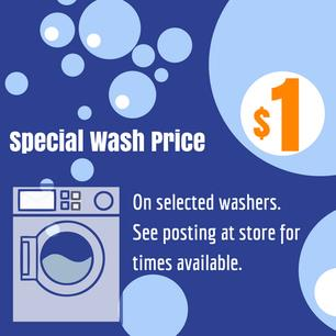 Warren Electrolux Express Coin Laundry