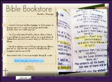 Bible Book Store