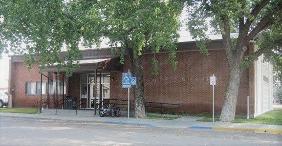 Roosevelt County Library