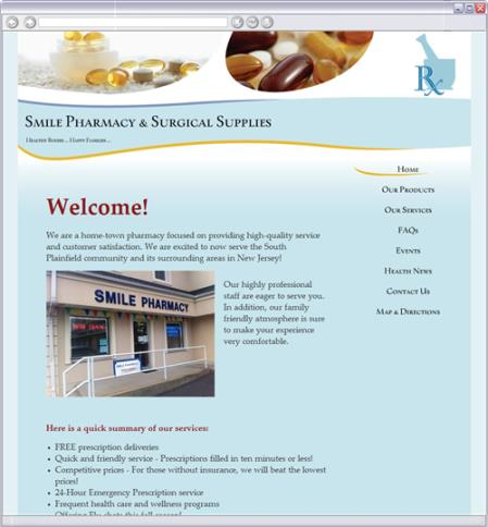 Smile Pharmacy & Surgical Supplies