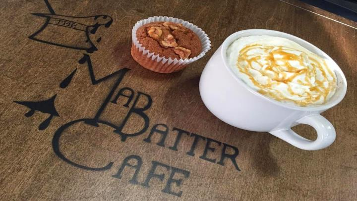The Mad Batter Cafe & Bakery