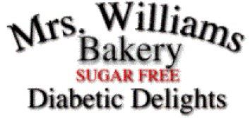 Mrs. Williams Diabetic Delights