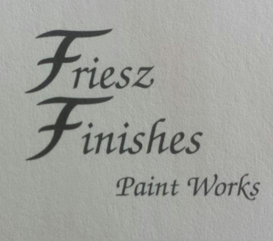 Friesz Finishes Painting and Remodeling