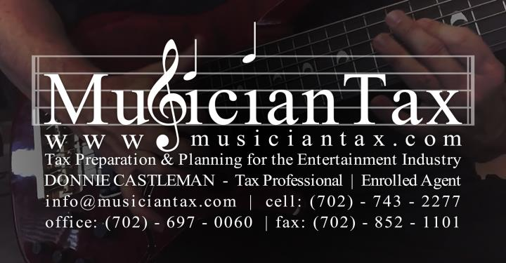 Musiciantax/Specialty Tax Services