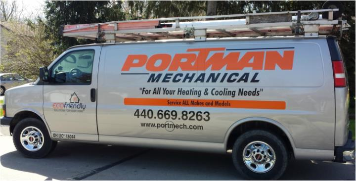 Portman Mechanical -- For all your Heating and Cooling Needs
