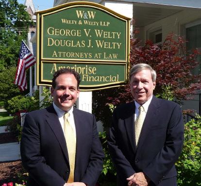 Welty & Welty LLP