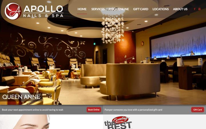 Apollo Nail and Spa